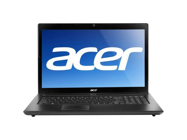 "Acer Aspire 17.3"" Windows 7 Home Premium Laptop"