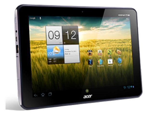 "Acer America ICONIA Tab A200 10.1"" Tablet PC"