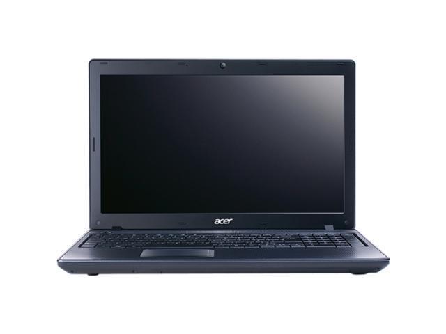 "Acer TravelMate 15.6"" Windows 7 Professional Notebook"