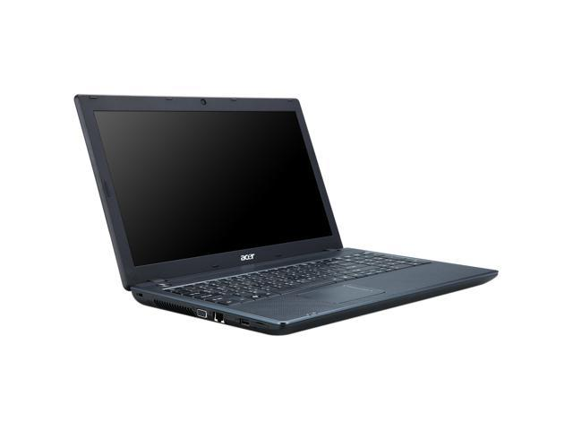 "Acer TravelMate 15.6"" Windows 7 Professional Notebook"
