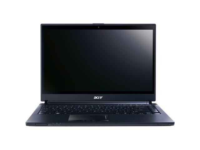 "Acer TravelMate TM8481T-9831 Intel Core i7 2637M(1.70GHz) 14.0"" Windows 7 Professional Notebook"
