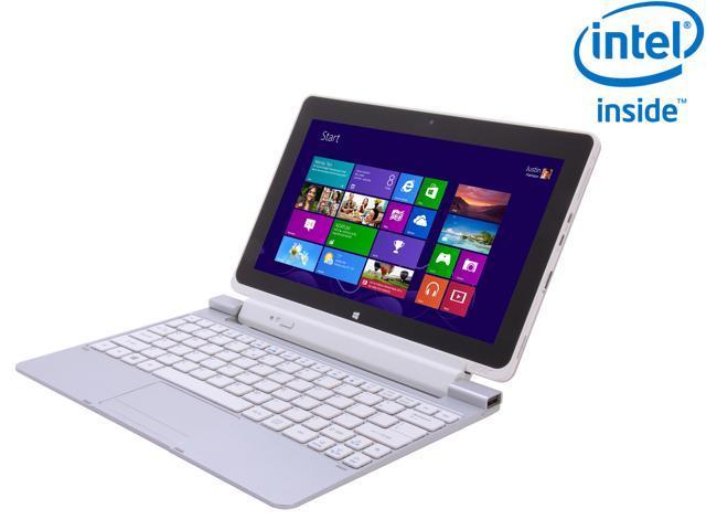 Acer Iconia Tab W Series W510P-1406 Intel Atom Z2760 (1.80GHz) 10.1