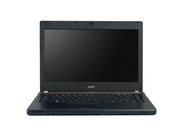 "Acer TravelMate 14.0"" Windows 7 Professional Notebook"