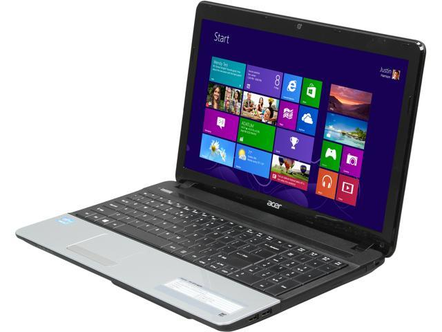 "Acer Laptop Aspire E1-571-6472 Intel Core i5 3230M (2.60 GHz) 6 GB Memory 750 GB HDD Intel HD Graphics 4000 15.6"" Windows ..."
