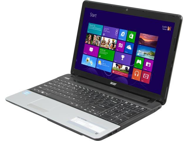 Acer Laptop Aspire E1-571-6837 Intel Core i5 3230M (2.60 GHz) 4 GB Memory 500 GB HDD Intel HD Graphics 4000 15.6