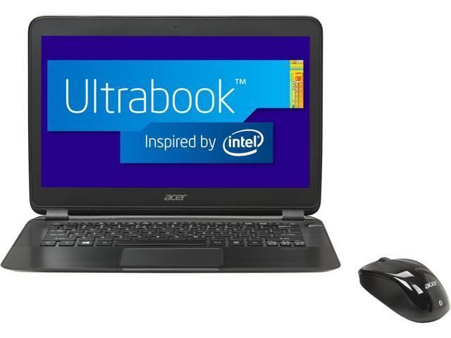 "Acer Aspire S5-391-6495 Intel Core i5 4 GB Memory 128 GB SSD 13.3"" Ultrabook Windows 8"