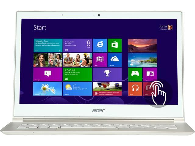 Acer Aspire S7-391-9427 Intel Core i7 3537U (2.00GHz) 4GB Memory 256GB SSD 13.3
