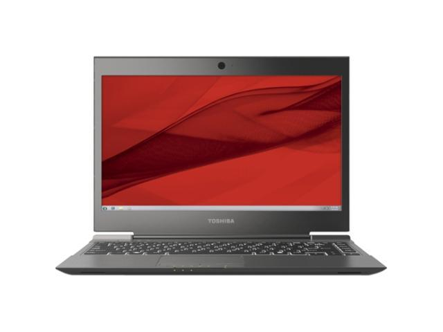 "TOSHIBA Portege Intel Core i5 4GB Memory 13.3"" Notebook Windows 7 Home Premium"
