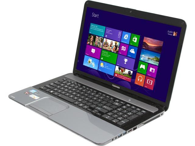 TOSHIBA Laptop Satellite L875-S7153 Intel Core i5 3rd Gen 3230M (2.60 GHz) 4 GB Memory 640GB HDD AMD Radeon HD 7670M 17.3