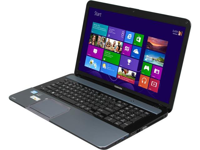 TOSHIBA Laptop Satellite S875-S7136 Intel Core i5 3rd Gen 3230M (2.60 GHz) 6 GB Memory 750 GB HDD Intel HD Graphics 4000 17.3