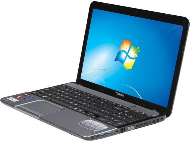 Refurbished TOSHIBA Laptop Satellite L855D S5220 AMD A8