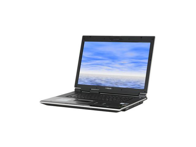 "ASUS Laptop A7 Series A7T-X1 AMD Turion 64 X2 TL-56 (1.80 GHz) 1 GB Memory 160 GB HDD NVIDIA GeForce Go 7600 17.1"" Windows ..."