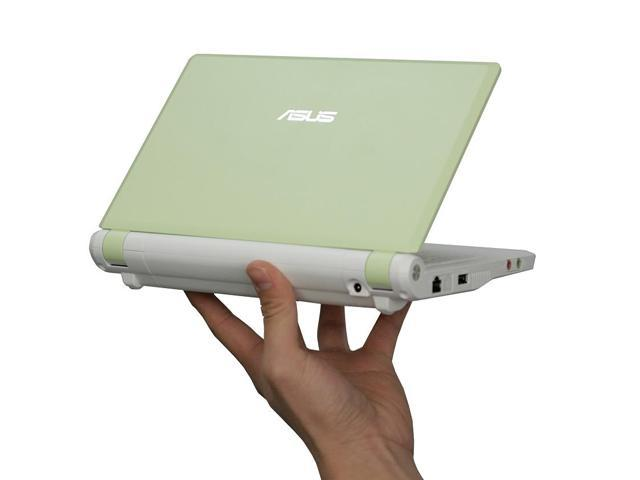 "ASUS Eee PC 2G Surf - Lush Green 7"" WVGA NetBook"