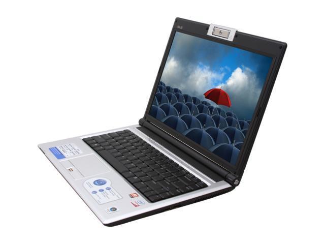 "ASUS Laptop F8 Series F8Va-C1 Intel Core 2 Duo T9400 (2.53 GHz) 4 GB Memory 320 GB HDD ATI Mobility Radeon HD 3650 14.1"" ..."
