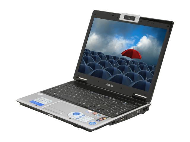 ASUS Laptop M51 Series M51TA-X2 AMD Turion X2 Ultra ZM-82 (2.20 GHz) 4 GB Memory 250 GB HDD ATI Mobility Radeon HD 3650 15.4