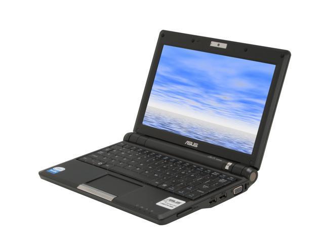 ASUS Eee PC 900 black Linux Intel processor 8.9
