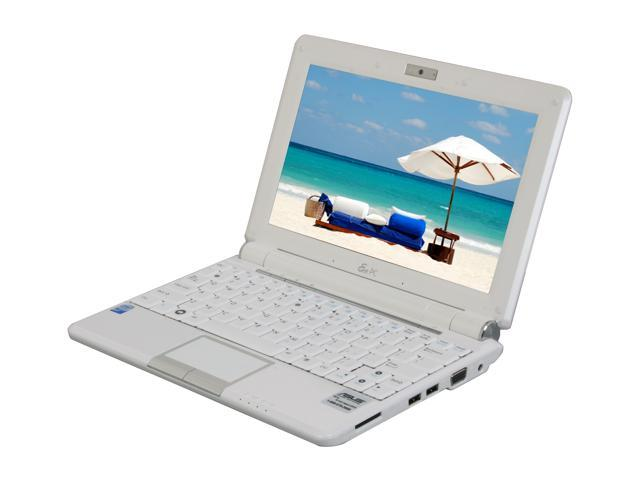 ASUS Eee PC 1000 40G – Pearl White Intel Atom 10.0