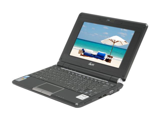 ASUS Eee PC Eee PC 904HA XP Fine Ebony Intel Atom N270(1.60 GHz) 8.9
