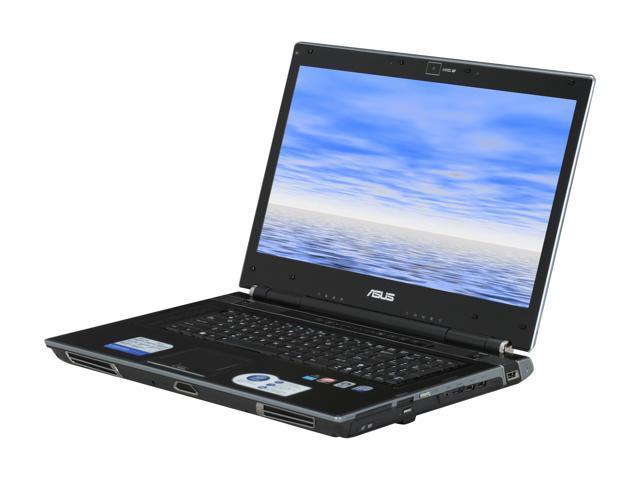 ASUS Laptop W90 Series W90Vp-X1 Intel Core 2 Duo T9600 (2.80 GHz) 6 GB Memory 320 GB HDD ATI Mobility Radeon HD 4870 X2 18.4
