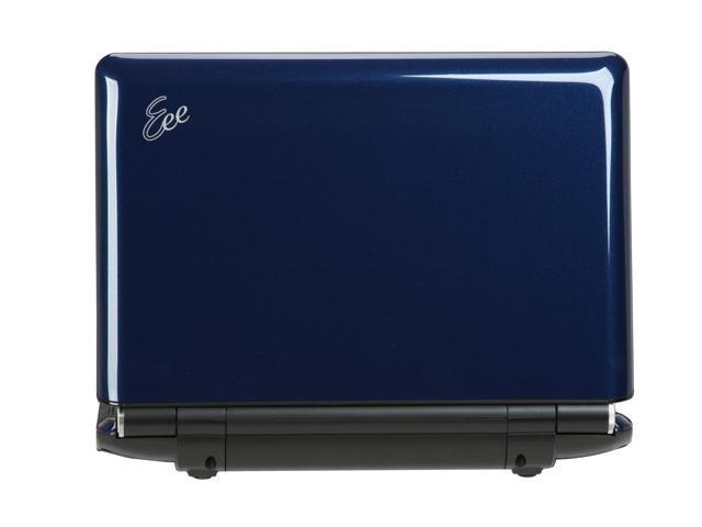 ASUS Eee PC EPC1000HE-BLU002X Blue Intel Atom N280(1.66 GHz) 10.0