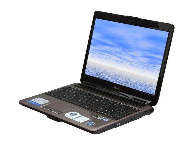 ASUS Laptop N50 Series N50Vn-X6 Intel Core 2 Duo P8400 (2.26 GHz) 4 GB Memory 320 GB HDD NVIDIA GeForce 9650M GT 15.4