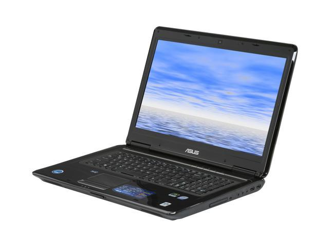ASUS Laptop N70 Series N70SV-X1 Intel Core 2 Duo T9550 (2.66 GHz) 4 GB Memory 640GB HDD NVIDIA GeForce GT 130M 17.3