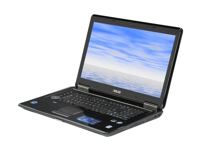 ASUS Laptop N90 Series N90SV-A2 Intel Core 2 Duo T9550 (2.66 GHz) 4 GB Memory 1 TB HDD NVIDIA GeForce GT 130M 18.4
