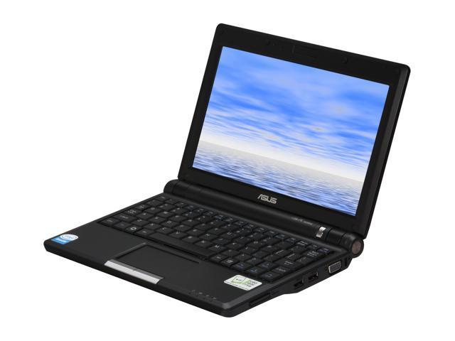 """ASUS Eee PC EEEPC900-BK072 Galaxy Black 8.9"""" WSVGA NetBook"""