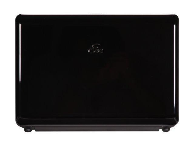 "ASUS Eee PC Seashell 1005HA-PU1X-BK Crystal Black 10.1"" WSVGA Netbook"