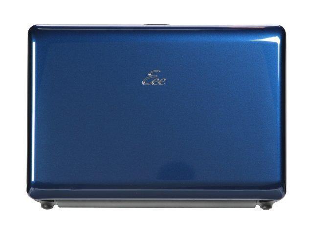 "ASUS Eee PC Seashell 1005HA-PU1X-BU Royal Blue 10.1"" WSVGA Netbook"