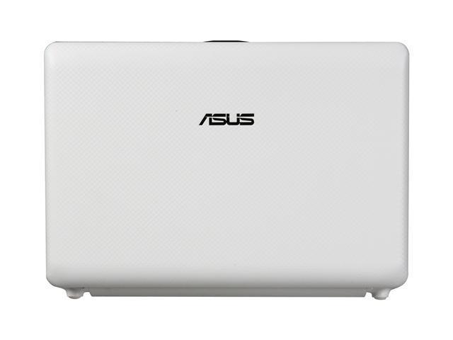 """ASUS Eee PC 1001P-MU17-WT White (texture) 10.1"""" WSVGA Netbook"""