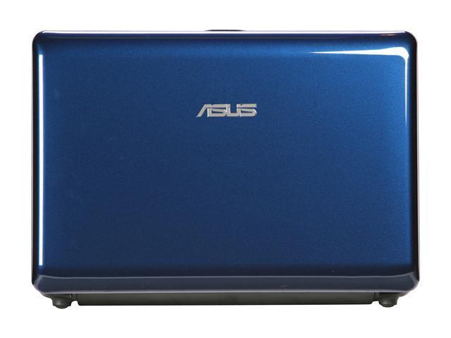 ASUS Eee PC 1005PE-PU17-BU Royal Blue Intel Atom N450(1.66 GHz) 10.1