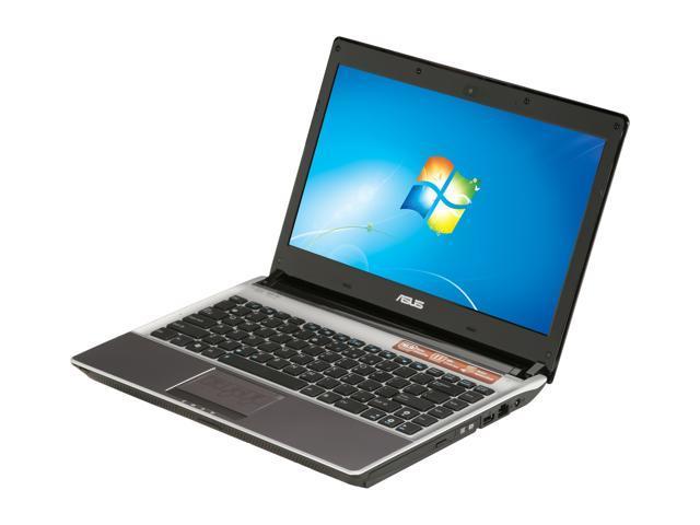 ASUS Laptop U30 Series U30JC-A1 Intel Core i3 350M (2.26 GHz) 4 GB Memory 320 GB HDD NVIDIA GeForce 310M 13.3