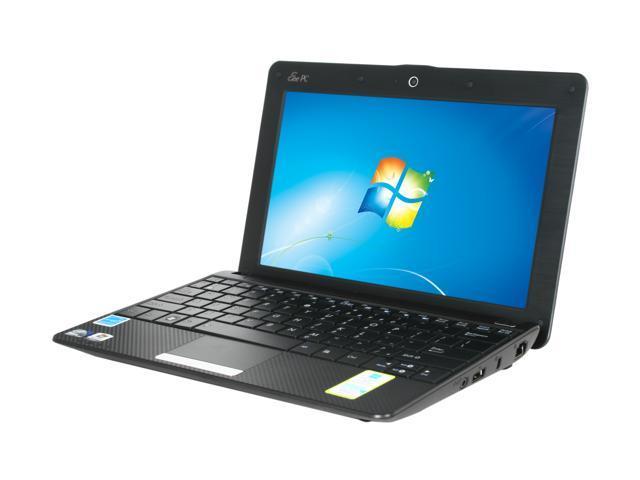 ASUS Eee PC 1001PX-MU27-BK Black Intel Atom N450(1.66 GHz) 10.1