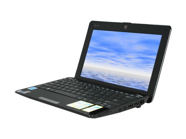 """ASUS Eee PC 1005HAB-RBLK003X-FR Black 10.1"""" Netbook"""