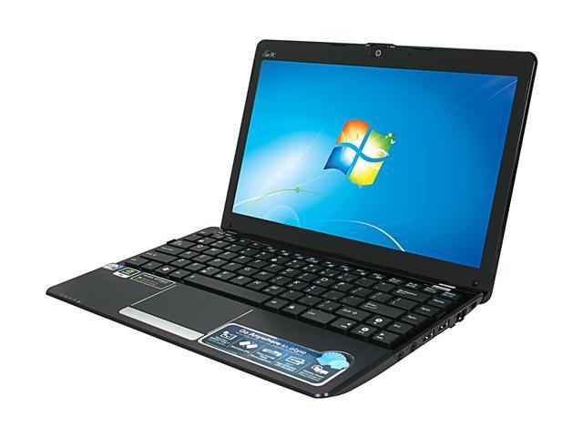 ASUS Eee PC 1215N-PU17-BK Black Intel Atom D525(1.80GHz) Dual Core 12.1