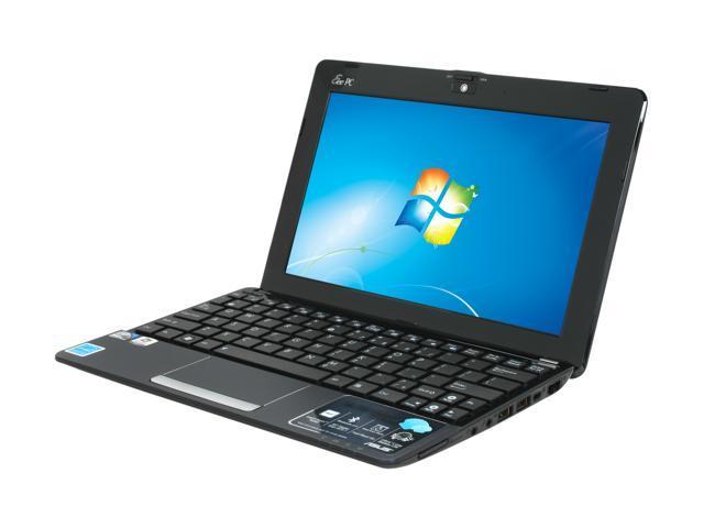 ASUS Eee PC 1015PEM-PU17-BK Black Intel Atom Dual Core N550(1.50 GHz) 10.1