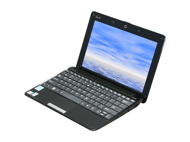 ASUS Eee PC 1001PXB-BK301 Black Intel Atom N450(1.66 GHz) 10.1