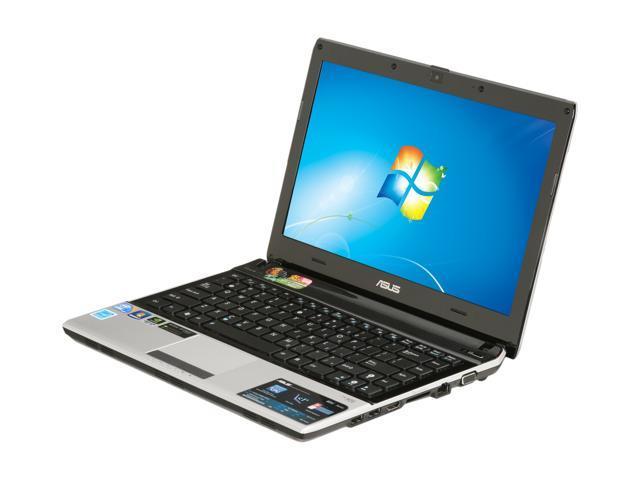 ASUS Notebook w/ NVIDIA Optimus U31 Series U31JG-A1 Intel Core i3 380M (2.53 GHz) 4 GB Memory 500 GB HDD NVIDIA GeForce GT ...