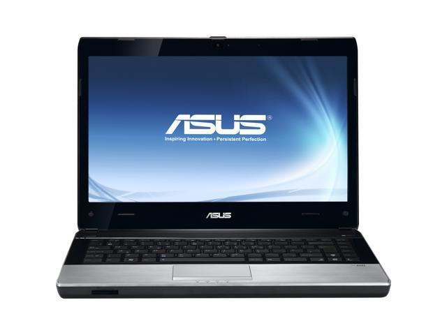 "ASUS U41 Series U41JF-A1 14.0"" Windows 7 Home Premium 64-bit Laptop"