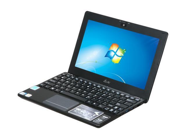 ASUS Eee PC 1018P-PU27-BK Black Intel Atom N550(1.50 GHz) 10.1