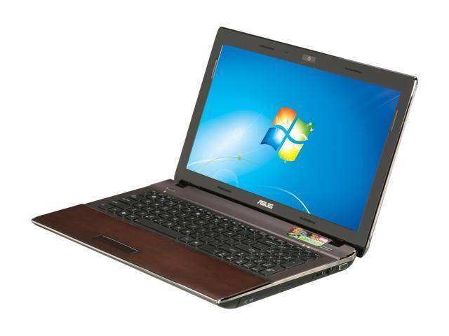 ASUS Notebook w/ NVIDIA Optimus Bamboo Series U53JC-C1 Intel Core i5 480M (2.66 GHz) 4 GB Memory 640GB HDD NVIDIA GeForce ...