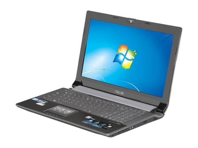 ASUS Laptop N53 Series N53SN-XV1 Intel Core i5 2410M (2.30 GHz) 4 GB Memory 640GB HDD NVIDIA GeForce GT 550M 15.6