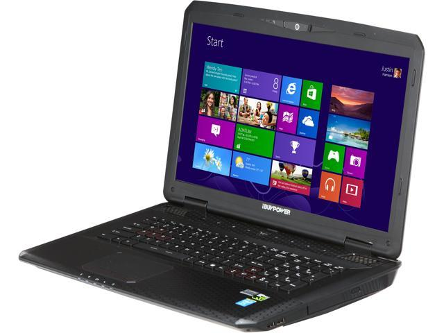 "iBUYPOWER Gamer Valkyrie CZ-27 NE710i Gaming Laptop Intel Core i7-4700MQ 2.4GHz 17.3"" Windows 8 64-Bit"