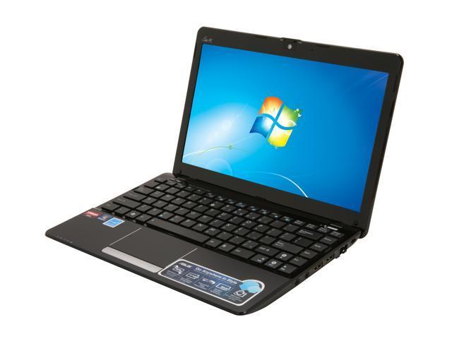 """ASUS Eee PC 1215B-MU17-BK Black 12.1"""" Netbook"""