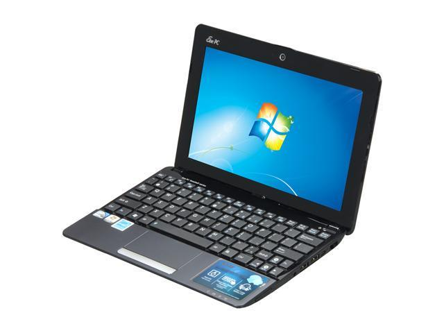 ASUS Eee PC 1015PX-PU17-BK Black Intel Atom N570(1.66GHz) Dual Core 10.1