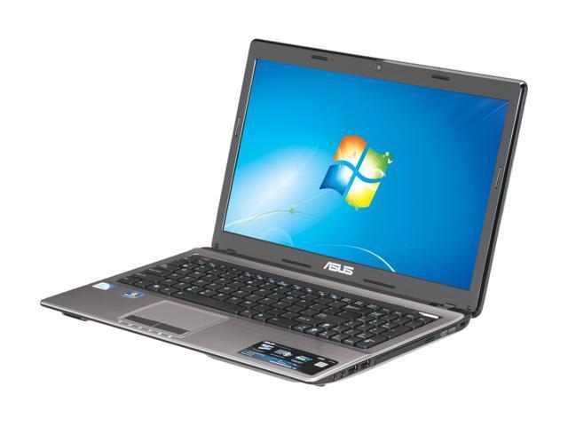 ASUS Laptop A53 Series A53E-XN1 Intel Pentium B940 (2.00 GHz) 4 GB Memory 320 GB HDD Intel HD Graphics 15.6
