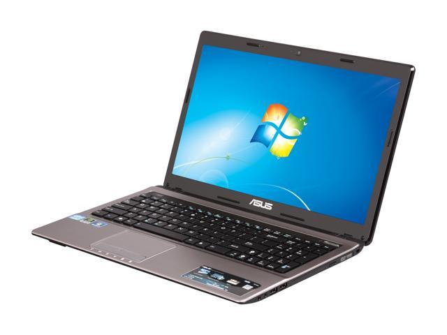 "ASUS Laptop A53SV-NH51 Intel Core i5 2430M (2.40 GHz) 6 GB Memory 640GB HDD NVIDIA GeForce GT 540M 15.6"" Windows 7 Home Premium ..."