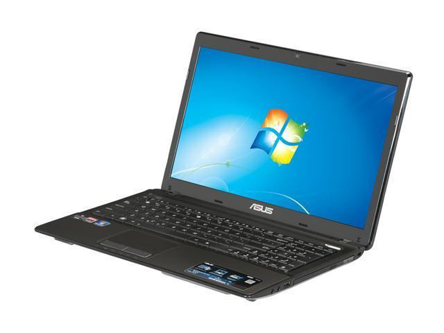 ASUS Laptop A53U-EH21 AMD Dual-Core Processor E-450 (1.65 GHz) 3 GB Memory 320 GB HDD AMD Radeon HD 6320 15.6