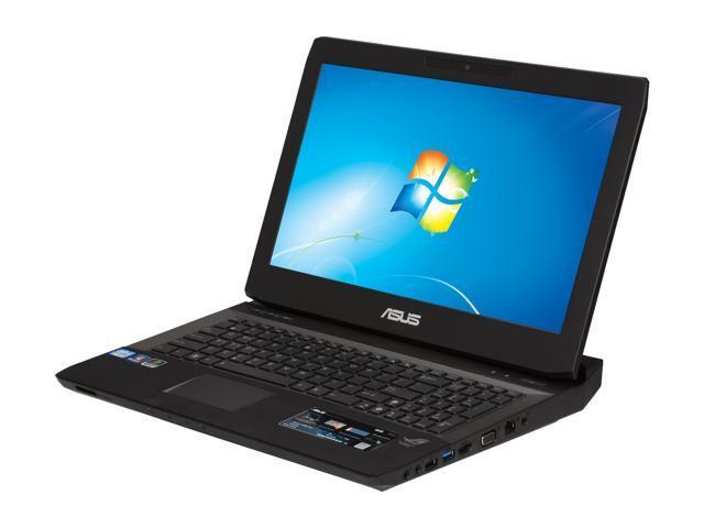 "ASUS Laptop G53SX-NH71 Intel Core i7 2670QM (2.20 GHz) 8 GB Memory 500 GB HDD NVIDIA GeForce GTX 560M 15.6"" Windows 7 Home ..."